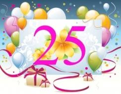 Развиващие задания. Открытки на 25 лет Поздравительные открытки на 25 лет. Открытки на юбилей 25 лет.   Поздравление с днем рождения 25 лет. Анимационные открытки с юбилеем подруге. Красивые картинки на день рождения 25 лет. Поздравительные открытки на 25 лет. Открытки на юбилей 25 лет.