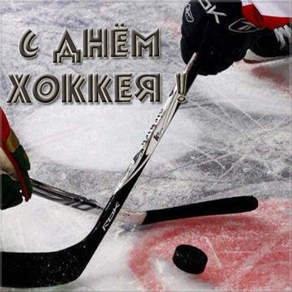 Картинка поздравления на день рождения для хоккеиста