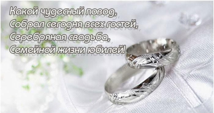 Поздравления на 25 летие свадьбы любимому