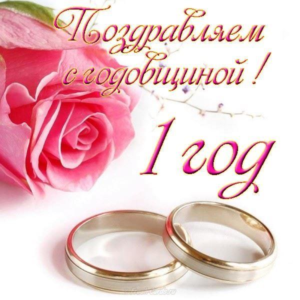 Открытка к ситцевой годовщине свадьбы